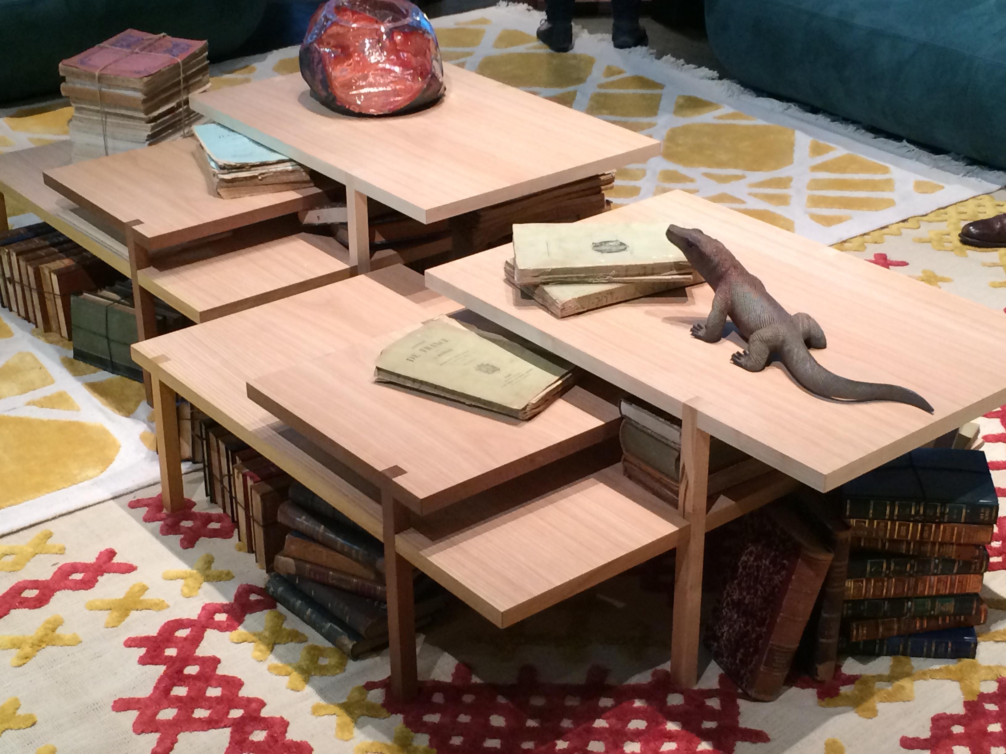 Table Basse Roche Bobois Caroline Desert