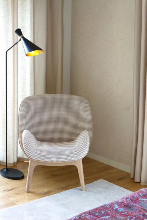 fauteuil calin-lampe roche bobois