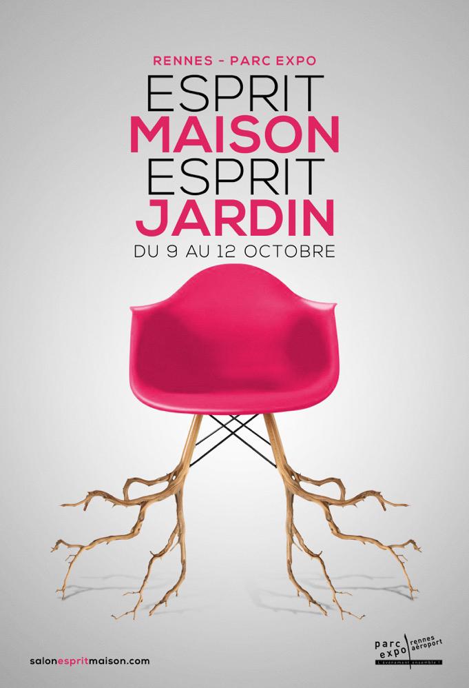 Le salon esprit maison esprit jardin 2015 caroline for Salon jardin tendance 2015