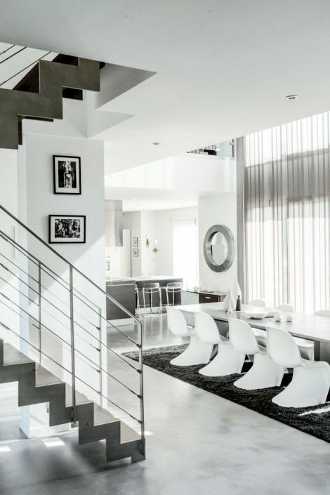 une maison d architecte vern sur seiche 35 caroline desert. Black Bedroom Furniture Sets. Home Design Ideas